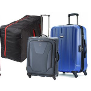 Luggage & Suitcases